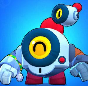 ブロスタのナーニのキャラクター画像